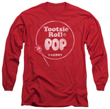 Long Sleeve: Tootsie Roll Pop - Logo Shirts