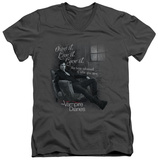 The Vampire Diaries - Be Yourself V-Neck Shirts