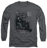 Long Sleeve: The Vampire Diaries - Be Yourself T-Shirt