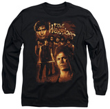 Long Sleeve: The Warriors - 9 Warriors T-Shirt
