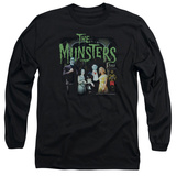 Long Sleeve: The Munsters - 1313 50 Years Long Sleeves