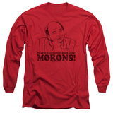 Long Sleeve: The Princess Bride - Morons Shirts