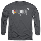 Long Sleeve: Woody Woodpecker - Got Woody Shirt