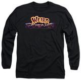 Long Sleeve: Weird Science - Galaxy Logo Shirt