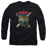 Long Sleeve: The Warriors - Shield Shirts