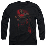 Long Sleeve: Superman - Red Son T-shirts