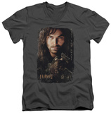 The Hobbit: An Unexpected Journey - Kili Poster V-Neck Shirts