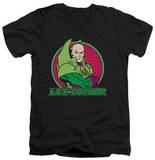 Superman - Lex Luthor V-Neck Shirts