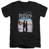 The Princess Bride - Storybook Love V-Neck T-shirts