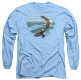 Long Sleeve: Wildlife - Sky Dancers T-Shirt