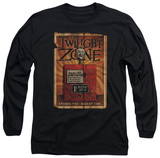 Long Sleeve: The Twilight Zone - Seer Shirt