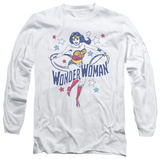 Long Sleeve: Wonder Woman - Wonder Stars T-shirts