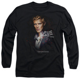 Long Sleeve: The Vampire Diaries - Never Destroy Shirts