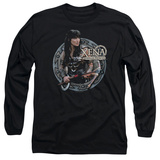 Long Sleeve: Xena: Warrior Princess - The Warrior T-shirts