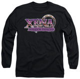 Long Sleeve: Xena: Warrior Princess - Logo Shirt