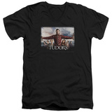 The Tudors - The Final Seduction V-Neck Shirts
