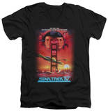 Star Trek - The Voyage Home(Movie) V-Neck Shirts