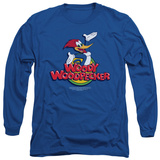 Long Sleeve: Woody Woodpecker - Woody Long Sleeves
