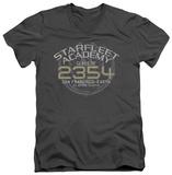 Star Trek - Sisko Graduation V-Neck T-shirts