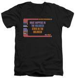 Star Trek - Holodeck Secrets V-Neck Shirt