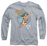 Long Sleeve: Wonder Woman - Wonder Woman Vintage Long Sleeves