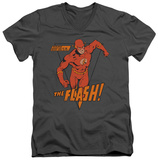 The Flash - Whirlwind V-Neck T-Shirt