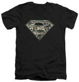 Superman - All About The Benjamins V-Neck T-shirts