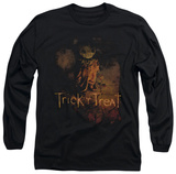 Long Sleeve: Trick R Treat - Movie Poster T-shirts