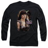 Long Sleeve: Xena: Warrior Princess - Warrior Princess T-shirts