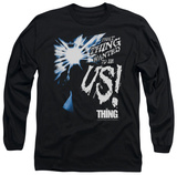 Long Sleeve: The Thing - Wanted To Be Us T-shirts