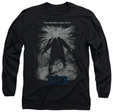 Long Sleeve: The Thing - Shine Poster T-shirts