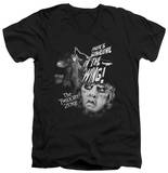 The Twilight Zone - Someone On The Wing V-Neck T-Shirt