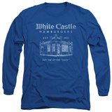 Long Sleeve: White Castle - By The Sack Shirt