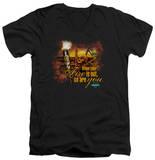 Survivor - Fires Out V-Neck Shirts