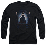Long Sleeve: The Vampire Diaries - Bring It On T-shirts