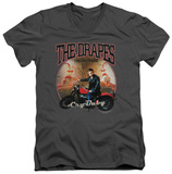 Cry Baby - Drapes V-Neck Shirts
