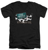 The Middle - We've All Been There V-Neck T-Shirt