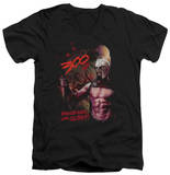 300 - Prepare For Glory V-Neck T-Shirt