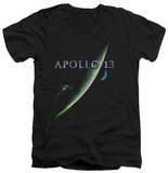 Apollo 13 - Poster V-Neck Shirt