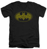 Batman - Type Logo V-Neck T-shirts