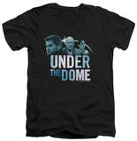 Under The Dome - Character Art V-Neck T-Shirt