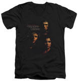 The Vampire Diaries - Smokey Veil V-Neck Shirts
