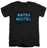Bates Motel - Sign Logo V-Neck V-Necks
