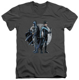 Batman - Spotlight V-Neck Shirts