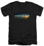 Under The Dome - Dome Key Art V-Neck T-shirts