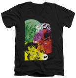Batman - Gotham Sirens V-Neck T-shirts