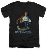Bates Motel - Die Alone V-Neck V-Necks