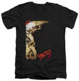 300 - The Cliff V-Neck T-shirts