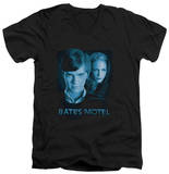 Bates Motel - Apple Tree V-Neck T-Shirt