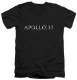 Apollo 13 - Logo V-Neck T-Shirt